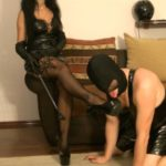 Hard toilet training by new Goddess – Femdom Scat Toilet Slavery