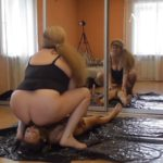 Passion, desire and lust for my shit with Mistress Lesbian porn [FullHD]