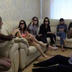 6 girls MilanaSmelly Human Toilet