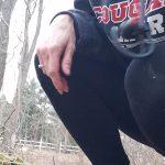 Outdoors Poop 07 – Scat Defecation Video [FullHD]