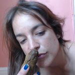 Play with my turd with Liglee Sucking Shit [FullHD]