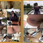 Attractive Japanese mature woman's scatology